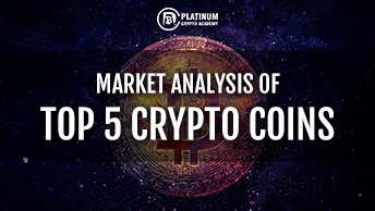 WEEKLY REVIEW OF THE TOP 5 CRYPTOCURRENCIES 18th JUNE 2019