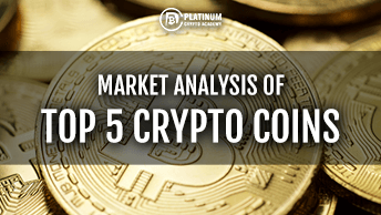 WEEKLY REVIEW OF THE TOP 5 CRYPTOCURRENCIES 25th JUNE 2019