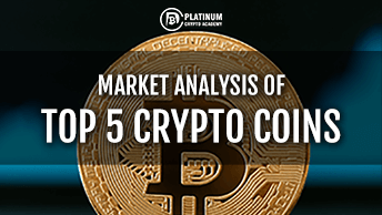 WEEKLY REVIEW OF THE TOP 5 CRYPTOCOINS 9th JULY 2019