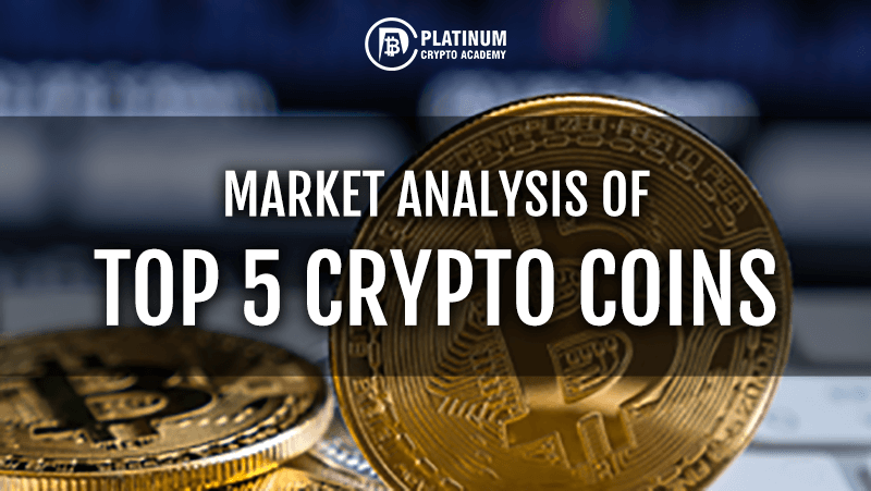 WEEKLY REVIEW OF THE TOP 5 CRYPTOCOINS 16th JULY 2019