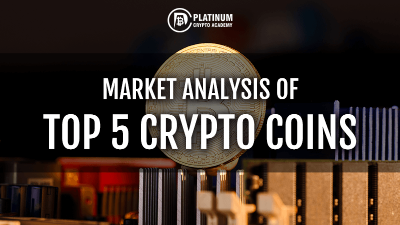 WEEKLY REVIEW OF THE TOP 5 CRYPTOCOINS 20TH AUGUST 2019