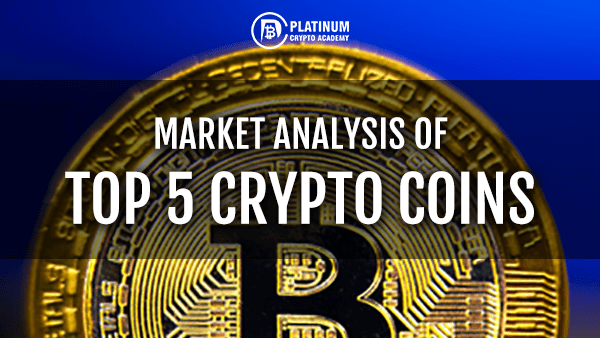 WEEKLY REVIEW OF THE TOP 5 CRYPTOCOINS 6TH AUGUST 2019