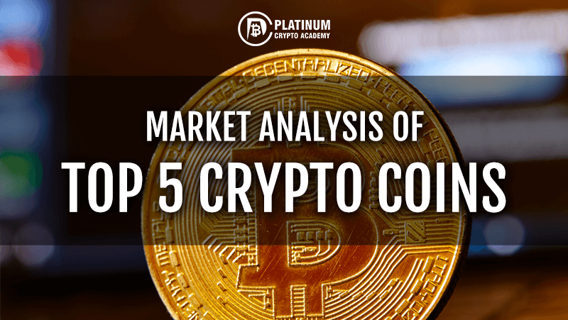 WEEKLY REVIEW OF THE TOP 5 CRYPTOCOINS 10TH SEPTEMBER 2019