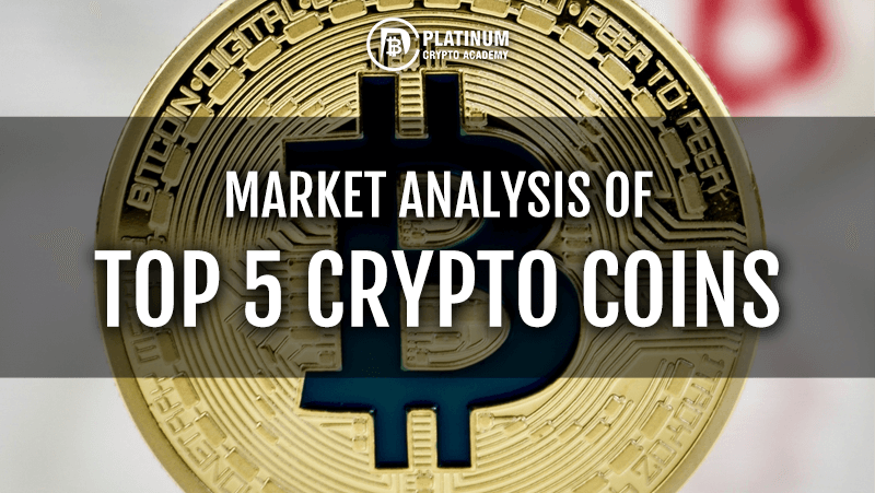 WEEKLY REVIEW OF THE TOP 5 CRYPTOCOINS 24TH SEPTEMBER 2019