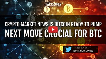 CRYPTO MARKET NEWS IS BITCOIN READY TO PUMP  – NEXT MOVE CRUCIAL FOR BTC