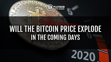 Will The Bitcoin Price Explode In The Coming Days